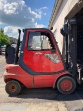 S782 [2002] Wózek Widłowy Linde H30T Gaz 3t
