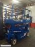 S130 PODNOŚNIK KOSZOWY UPRIGHT SL20 wózek zacina się - zdjęcie nr 5