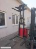 S357 [2003] WÓZEK ELEKTRYCZNY ROCLA SP12 DEV 2500 wolny skok, regulowane podpory - zdjęcie nr 13