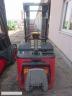 S357 [2003] WÓZEK ELEKTRYCZNY ROCLA SP12 DEV 2500 wolny skok, regulowane podpory - zdjęcie nr 2