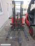 S357 [2003] WÓZEK ELEKTRYCZNY ROCLA SP12 DEV 2500 wolny skok, regulowane podpory - zdjęcie nr 5