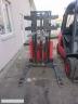 S357 [2003] WÓZEK ELEKTRYCZNY ROCLA SP12 DEV 2500 wolny skok, regulowane podpory - zdjęcie nr 9