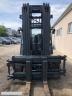 S413 [2012] WÓZEK WIDŁOWY LINDE H80T gaz 8ton triplex, pozcyjoner z przesuwem bocznym - zdjęcie nr 3