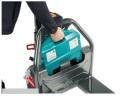 S417 Elektryczny wózek podnośny Ameise z akumulatorem litowo-jonowym, udźwig 1200 kg widły 1150mm, od ręki - zdjęcie nr 10