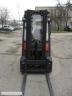 S457 [2013] WÓZEK WIDŁOWY LINDE H16T 1,6tony GAZ triplex z wolnym skokiem, przesuw boczny - zdjęcie nr 3