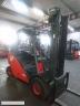 S469 [2007] WÓZEK WIDŁOWY LINDE H35D diesel 3,5t przesuw boczny - zdjęcie nr 6