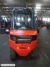 S469 [2007] WÓZEK WIDŁOWY LINDE H35D diesel 3,5t przesuw boczny - zdjęcie nr 8