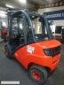 S469 [2007] WÓZEK WIDŁOWY LINDE H35D diesel 3,5t przesuw boczny - zdjęcie nr 9