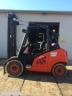 S567 [2007] WÓZEK WIDŁOWY LINDE H50T GAZ 5ton przesuw boczny - zdjęcie nr 5