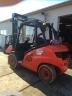 S567 [2007] WÓZEK WIDŁOWY LINDE H50T GAZ 5ton przesuw boczny - zdjęcie nr 6