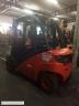 S589 [2010] WÓZEK WIDŁOWY LINDE H20D diesel 2t triplex 4,6m - zdjęcie nr 2