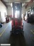 S592 [2002] WÓZEK Reach Truck LINDE R16N 1,6t do wąskich korytarzy - zdjęcie nr 2