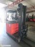 S592 [2002] WÓZEK Reach Truck LINDE R16N 1,6t do wąskich korytarzy - zdjęcie nr 3