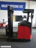S592 [2002] WÓZEK Reach Truck LINDE R16N 1,6t do wąskich korytarzy - zdjęcie nr 7