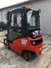 S598 [2013] WÓZEK WIDŁOWY LINDE H16T gaz 1,6t przesuw boczny, triplex, kabina - zdjęcie nr 7