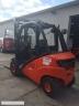 S614 [2006] WÓZEK WIDŁOWY LINDE H30D diesel 3t przesuw boczny - zdjęcie nr 4