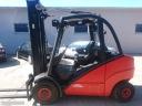 S618 [2003] WÓZEK WIDŁOWY LINDE H35D diesel 3,5t przesuw boczny - zdjęcie nr 6