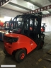 S620 [2012] WÓZEK WIDŁOWY LINDE H35T gaz 3,5t przesuw boczny - zdjęcie nr 2