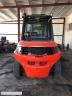 S666 [2014] Wózek Widłowy Linde H80D-900 diesel 8t  - zdjęcie nr 2
