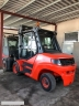 S666 [2014] Wózek Widłowy Linde H80D-900 diesel 8t  - zdjęcie nr 5