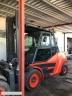 S666 [2014] Wózek Widłowy Linde H80D-900 diesel 8t  - zdjęcie nr 6