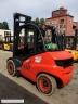 S779 [2006] WÓZEK WIDŁOWY LINDE H50T GAZ 5ton przesuw boczny - zdjęcie nr 5