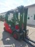 S784 [2004] WÓZEK WIDŁOWY LINDE H30D diesel 3t przesuw boczny - zdjęcie nr 4