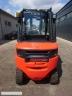 S784 [2004] WÓZEK WIDŁOWY LINDE H30D diesel 3t przesuw boczny - zdjęcie nr 7