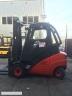 S790 [2011] WÓZEK WIDŁOWY LINDE H35T gaz 3,5t podwyższana kabina, przesuw boczny - zdjęcie nr 5
