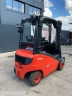 S801 [2014] WÓZEK WIDŁOWY LINDE H18D diesel 1,8t duplex z wolnym skokiem, przesuw boczny - zdjęcie nr 6