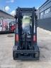 S801 [2014] WÓZEK WIDŁOWY LINDE H18D diesel 1,8t duplex z wolnym skokiem, przesuw boczny - zdjęcie nr 3