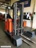 S812 [2013] WÓZEK Reach Truck Linde R25 F 4 kierunki triplex, bateria używana, prostownik - zdjęcie nr 3