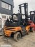 S824 [2010] Wózek Widłowy Still R 70-60 diesel 6t przesuw boczny - zdjęcie nr 3