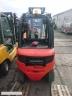 S827 [2013] WÓZEK WIDŁOWY LINDE H20D diesel 2t 2t na 600mm, przesuw boczny - zdjęcie nr 2