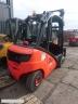 S827 [2013] WÓZEK WIDŁOWY LINDE H20D diesel 2t 2t na 600mm, przesuw boczny - zdjęcie nr 3