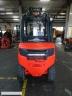 S832 [2013] WÓZEK WIDŁOWY LINDE H35D diesel 35t przesuw boczny - zdjęcie nr 3