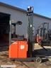 S838 [2011] WÓZEK ELEKTRYCZNY REACH TRUCK Linde R16 16t prostownik w komplecie - zdjęcie nr 2