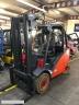 S879 [2014] WÓZEK WIDŁOWY LINDE H35D diesel 35t przesuw boczny - zdjęcie nr 2
